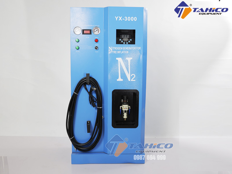 Máy bơm và tạo khí Nitơ tự động YX-3000