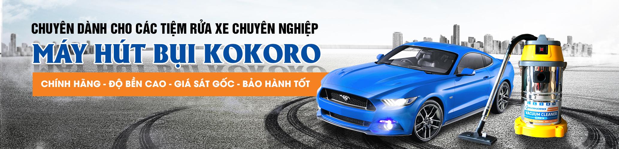 Máy hút bụi ô tô Kokoro